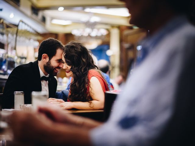 El casamiento de Fer y Giuli en Belgrano, Capital Federal 4