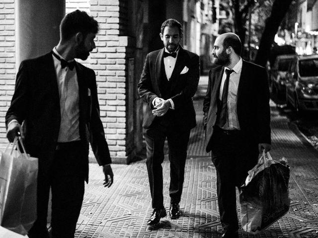 El casamiento de Fer y Giuli en Belgrano, Capital Federal 13