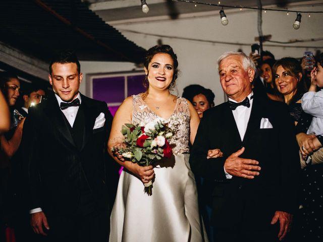 El casamiento de Fer y Giuli en Belgrano, Capital Federal 22