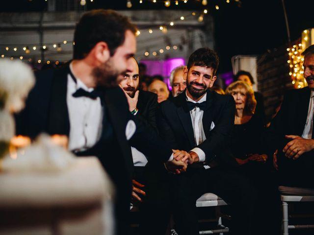 El casamiento de Fer y Giuli en Belgrano, Capital Federal 23