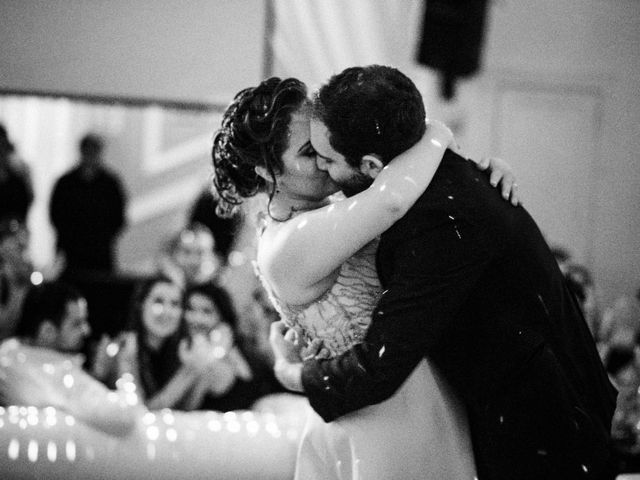 El casamiento de Giuli y Fer