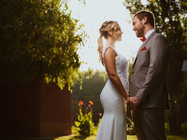 El casamiento de Nati y Mati
