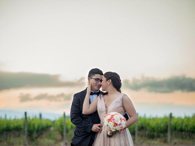 El casamiento de Melisa y Andrés