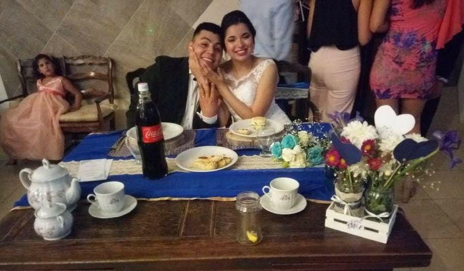 El casamiento de Marina y Emanuel en Las Heras, Mendoza