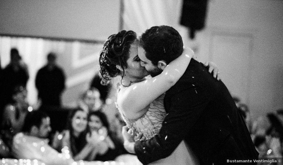 El casamiento de Fer y Giuli en Belgrano, Capital Federal
