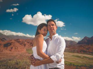 El casamiento de Maria y Rodrigo 1