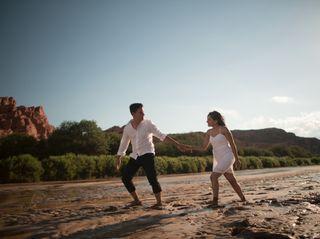 El casamiento de Maria y Rodrigo 2