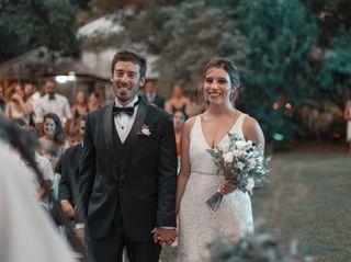 El casamiento de Flavi y Juan