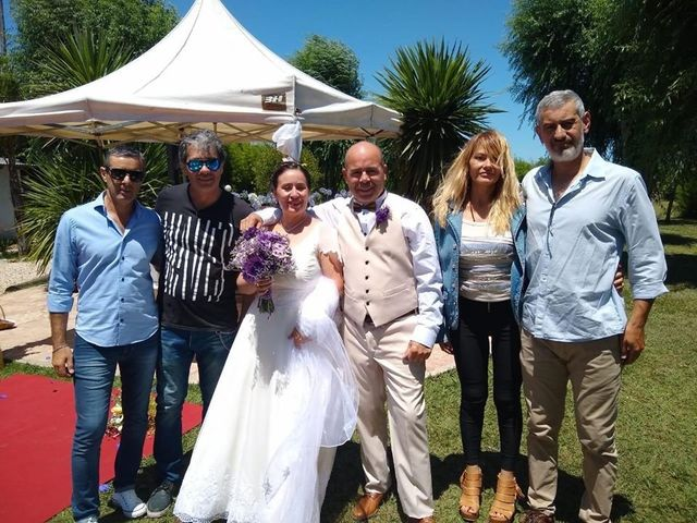 El casamiento de Natalia y Fernando