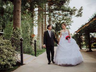 El casamiento de Daniela y Martín 2