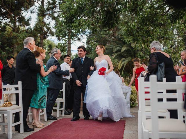 El casamiento de Martín y Daniela en Neuquén, Neuquén 8