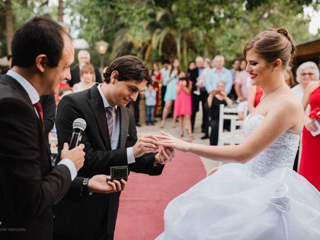 El casamiento de Martín y Daniela en Neuquén, Neuquén 1