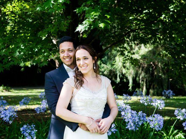 El casamiento de Antonella y Sumit
