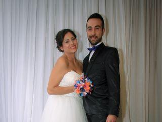 El casamiento de Cecilia y Patricio