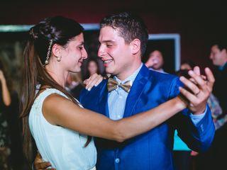 El casamiento de Sofía y Deodoro