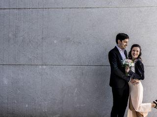 El casamiento de Daniela y Gustavo 1