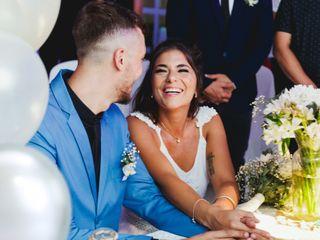 El casamiento de Yani y Emma