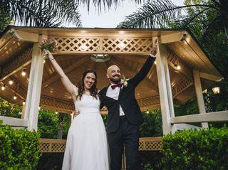 El casamiento de Ivana y Ariel