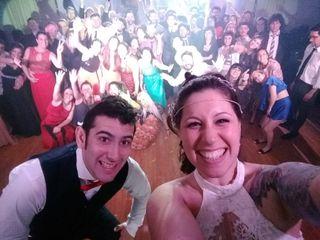 El casamiento de Soli y Manu