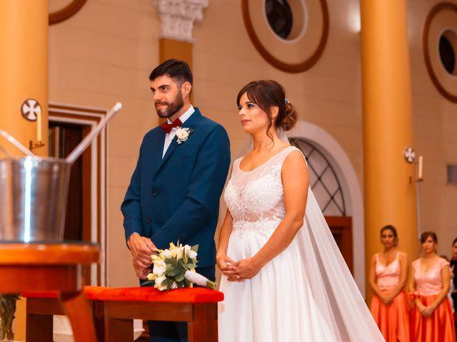 El casamiento de Clara y Cristian