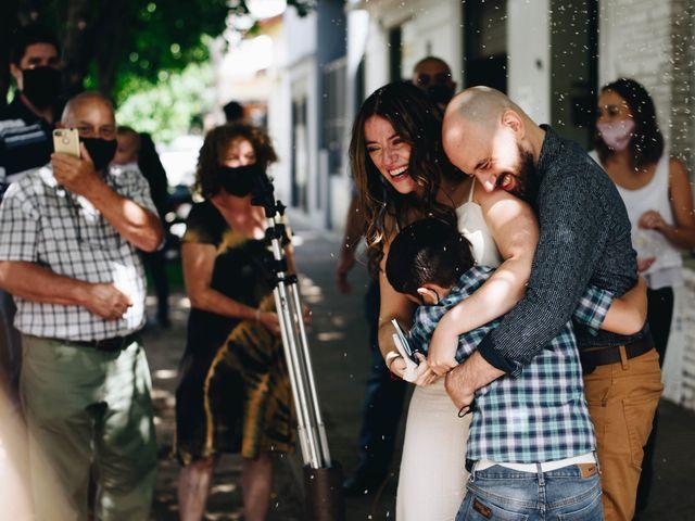 El casamiento de Ariel y Ivana en Burzaco, Buenos Aires 19