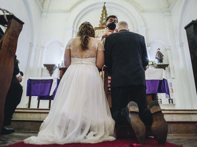 El casamiento de Ariel y Ivana en Burzaco, Buenos Aires 55