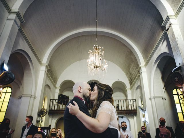 El casamiento de Ariel y Ivana en Burzaco, Buenos Aires 57