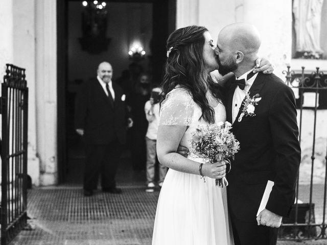 El casamiento de Ariel y Ivana en Burzaco, Buenos Aires 60