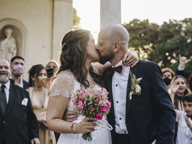El casamiento de Ariel y Ivana en Burzaco, Buenos Aires 61