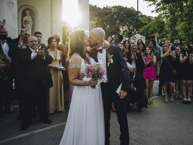 El casamiento de Ariel y Ivana en Burzaco, Buenos Aires 1