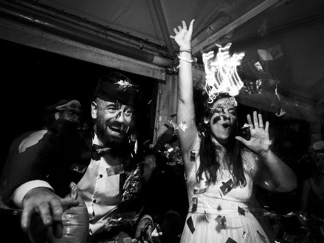 El casamiento de Ariel y Ivana en Burzaco, Buenos Aires 80