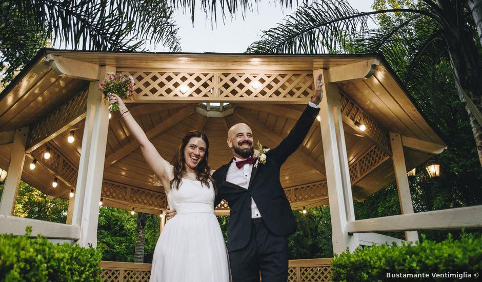 El casamiento de Ariel y Ivana en Burzaco, Buenos Aires
