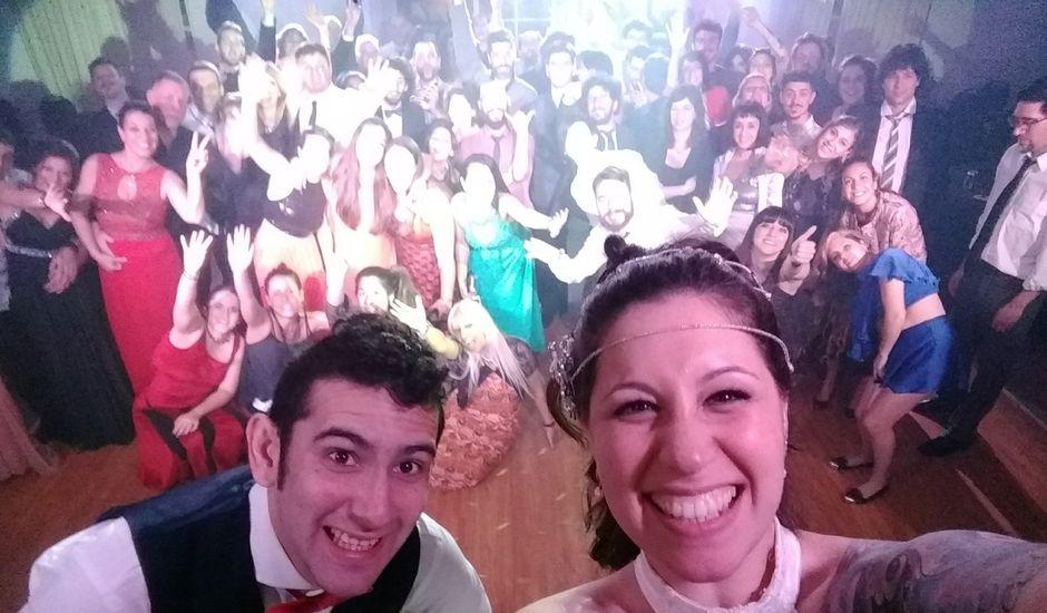 El casamiento de Manu y Soli en Caballito, Capital Federal