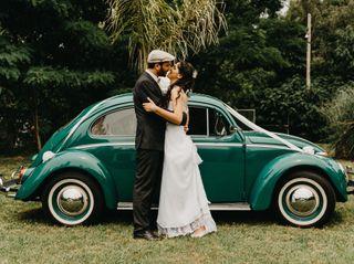 El casamiento de Carol y Luc
