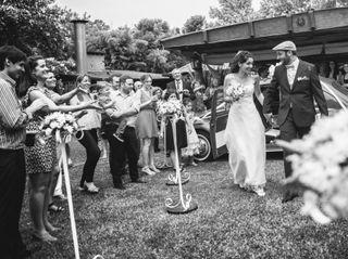 El casamiento de Carol y Luc 1
