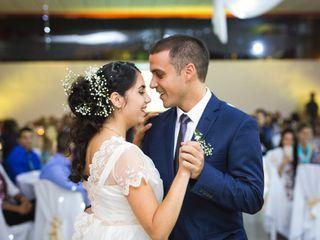 El casamiento de Rocío y Alejandro