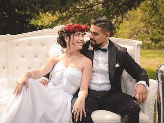 El casamiento de Naara y Matías 1