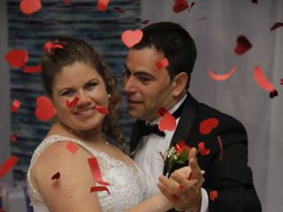 El casamiento de Daiana y Jose Maria
