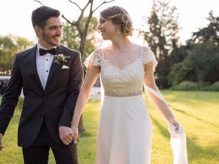 El casamiento de Iris y Juan