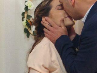 El casamiento de Johanna y Guille 1