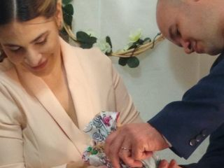 El casamiento de Johanna y Guille 2