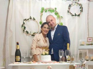 El casamiento de Johanna y Guille