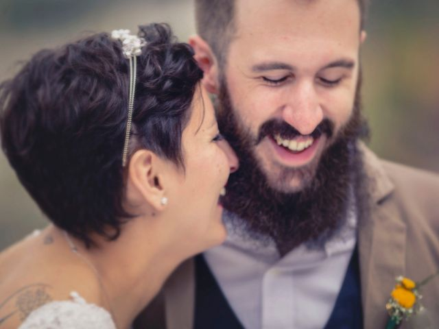 El casamiento de Fernanda y Gonzalo