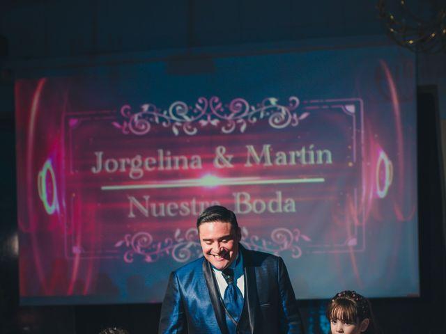 El casamiento de Martín y Jorgelina en Comodoro Rivadavia, Chubut 21