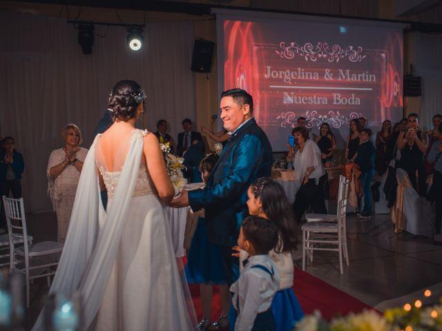El casamiento de Martín y Jorgelina en Comodoro Rivadavia, Chubut 24