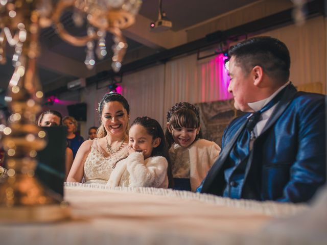 El casamiento de Martín y Jorgelina en Comodoro Rivadavia, Chubut 25