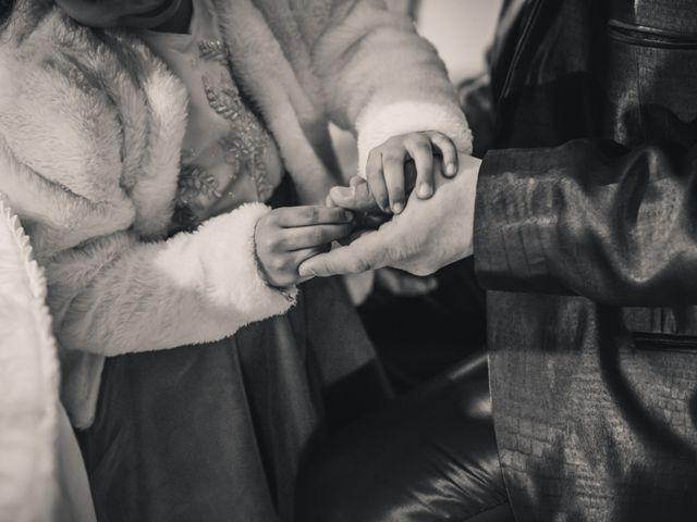 El casamiento de Martín y Jorgelina en Comodoro Rivadavia, Chubut 41