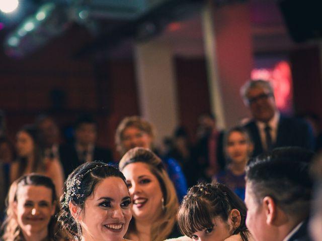 El casamiento de Martín y Jorgelina en Comodoro Rivadavia, Chubut 45