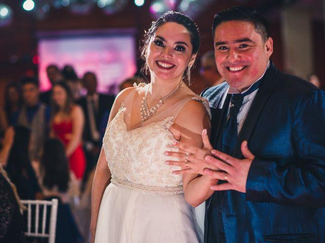 El casamiento de Jorgelina y Martín