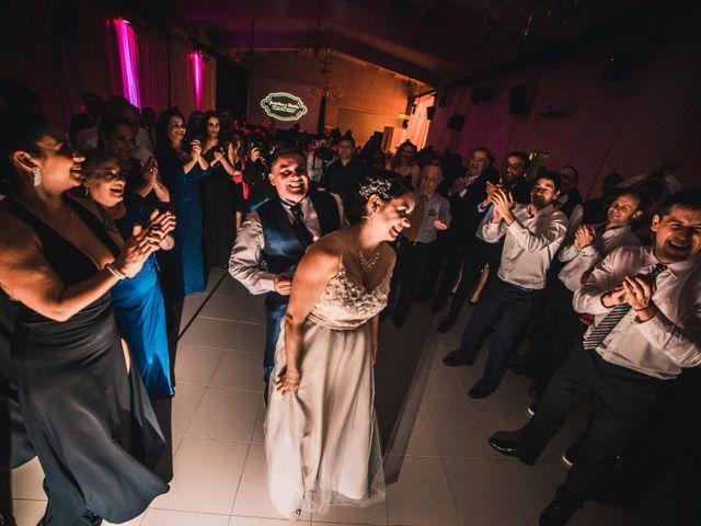 El casamiento de Martín y Jorgelina en Comodoro Rivadavia, Chubut 64